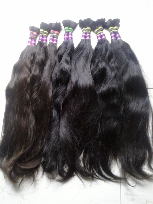 Bulk Wavy Virgin Indian Remy Hair
